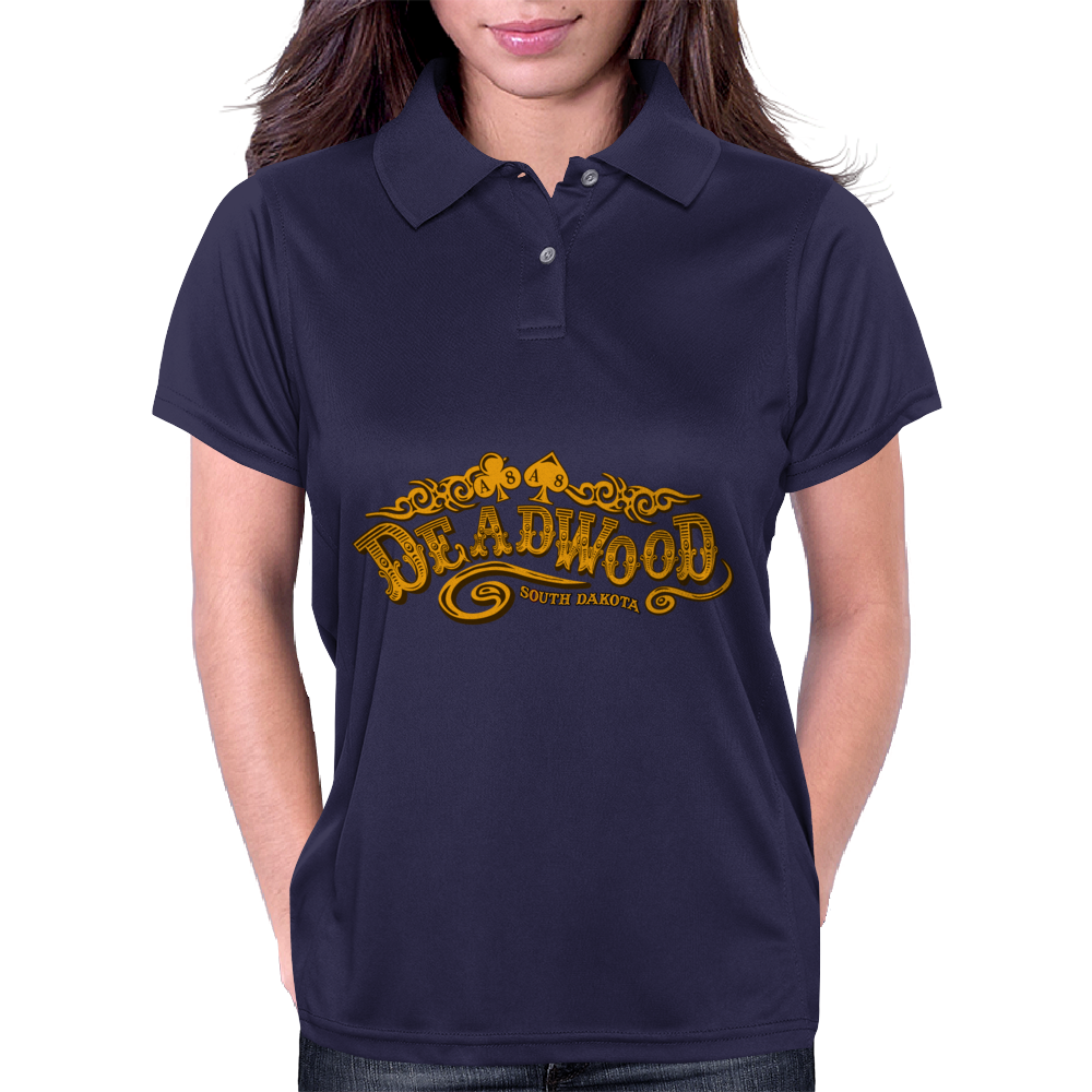 Deadwood Saloon Womens Polo