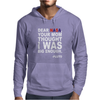 DEAR NASA Your Mom Thought I Was Big Enough -Pluto Mens Hoodie