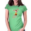 Dear Santa, I Can Explain - Mens Funny Minions Womens Fitted T-Shirt