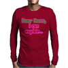 DEAR SANTA, I CAN EXPLAIN Mens Long Sleeve T-Shirt