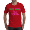 DEAR SANTA, I CAN EXPLAIN Mens T-Shirt