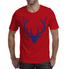 Deerhead Mens T-Shirt