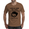 Death in June Live in June Tel-Aviv The Show That Summer. Mens T-Shirt