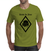 Death in June Punk Rock Custom Khaki Army Green Mens T-Shirt