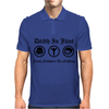 Death in June punk rock Mens Polo