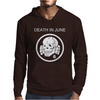 Death In June Skull Black Punk Rock Mens Hoodie