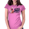 Death Leprosy Womens Fitted T-Shirt