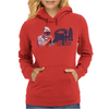 Death Leprosy Womens Hoodie
