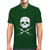 Death Proof Skull Mens Polo