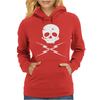 Death Proof Skull Womens Hoodie