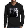Death Star Barber Shop Mens Hoodie