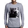 Death Star Barber Shop Mens Long Sleeve T-Shirt