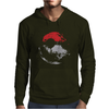 Death Star Pokeball Mens Hoodie