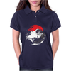 Death Star Pokeball Womens Polo