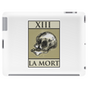 Death Tarot Card – number 13, La Mort. Tablet