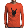 Death To All But Metal Mens Long Sleeve T-Shirt