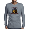 Death To The Opposition Mens Long Sleeve T-Shirt