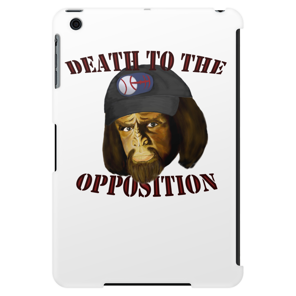 Death To The Opposition Tablet (vertical)