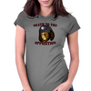 Death To The Opposition Womens Fitted T-Shirt