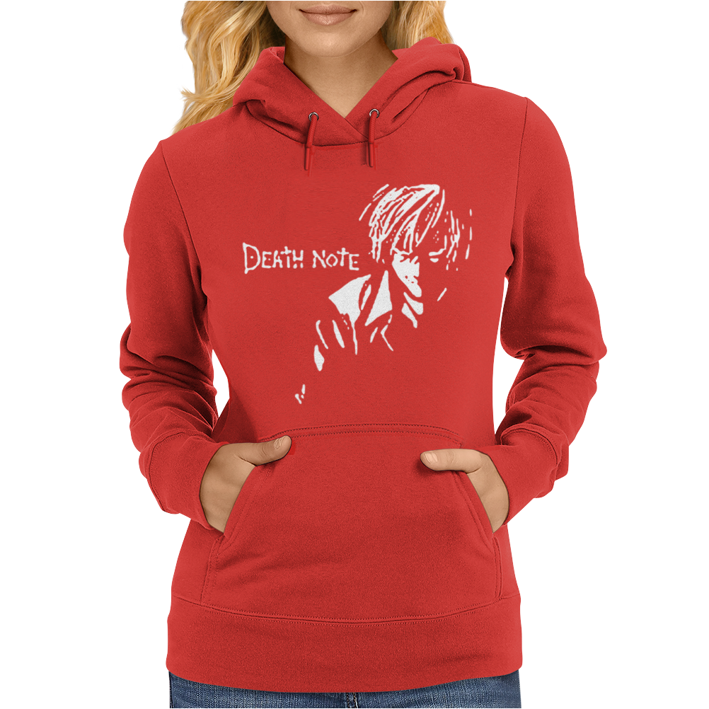 Deathnote Anime movie Womens Hoodie
