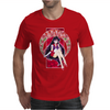 Deep Red Mens T-Shirt