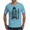 Deep Sea Bear Mens T-Shirt