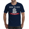 Deep Sea Diving Mens T-Shirt