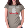 Deep Sea Diving Womens Fitted T-Shirt