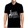Deep Throat Mens Polo