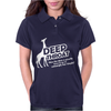 Deep Throat Womens Polo