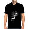 Deer and Bird Mens Polo