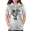 Deer-Birds Womens Polo