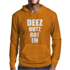 Deez Nuts Gotem For President 2016 Mens Hoodie