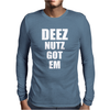 Deez Nuts Gotem For President 2016 Mens Long Sleeve T-Shirt