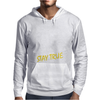 DEEZ NUTS STAY TRUE Mens Hoodie