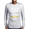 DEEZ NUTS STAY TRUE Mens Long Sleeve T-Shirt