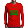 Defender Land Rover Mens Long Sleeve T-Shirt