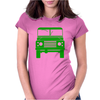 Defender Land Rover Womens Fitted T-Shirt