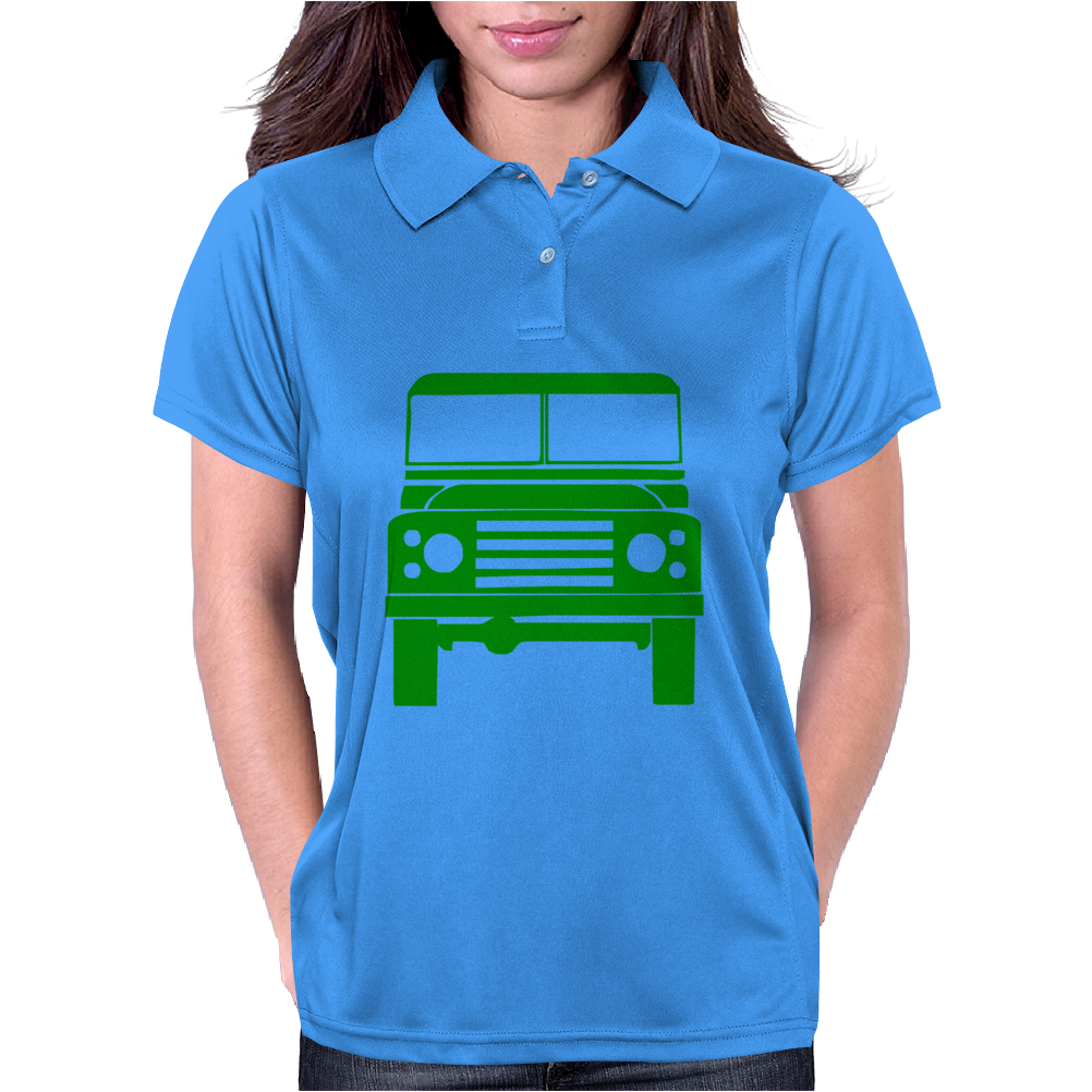 Defender Land Rover Womens Polo