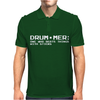 Definition Of A Drummer Mens Polo