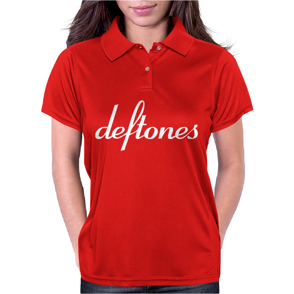 DEFTONES new Womens Polo