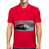 DeLorean History Mens Polo