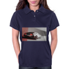 DeLorean History Womens Polo