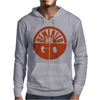 Demented Are Go band logo screen printed Mens Hoodie