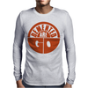 Demented Are Go band logo screen printed Mens Long Sleeve T-Shirt