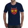 Demon Skull Mens T-Shirt