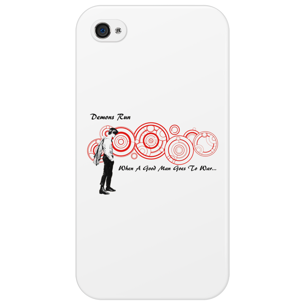 Demons Run Phone Case