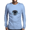 Dentelle Mens Long Sleeve T-Shirt