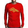 Denver Broncos Mens Long Sleeve T-Shirt