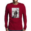 Depussy Mens Long Sleeve T-Shirt